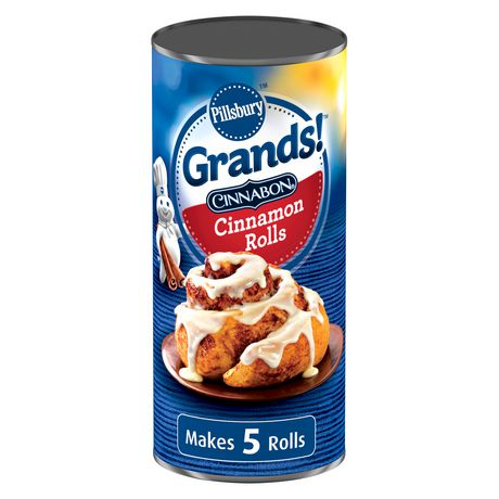 Pillsbury Grands Cinnamon Rolls with Icing   Walmart Canada