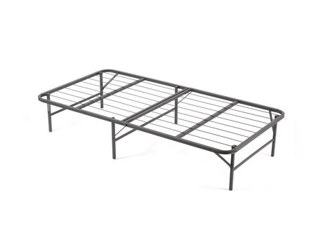 pragmabed simple collection base bi fold bed frame walmartca