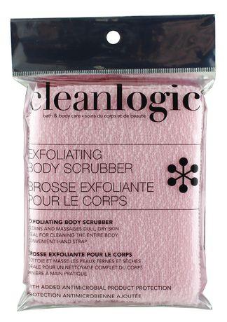 Clean Logic Brosse exfoliante pour le corps, grande - image 1 de 1