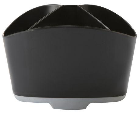 Storex Rubber Grip Mini Desk Organizer, 6-Pack - image 1 of 3