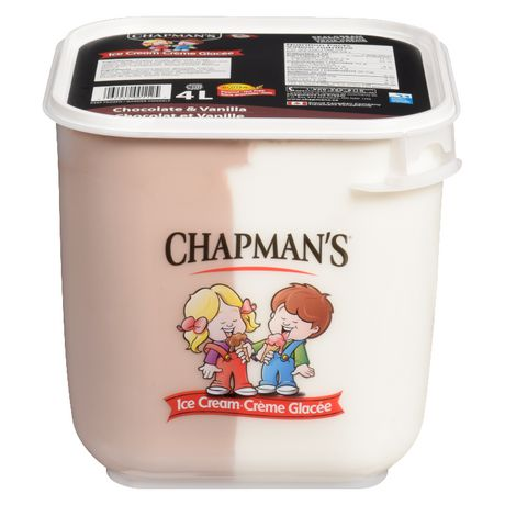 Image result for chapman's vanilla and chocolate