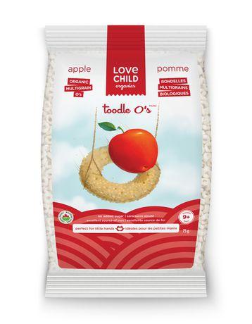 Love Child Organics Toodle O's  Pommes - image 1 de 1