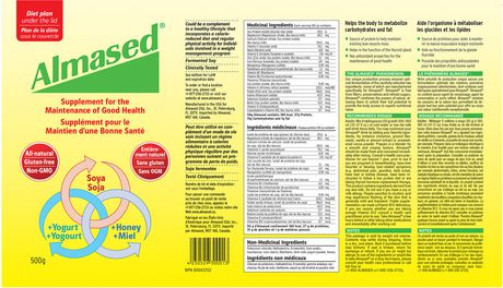 Almased Effective Weight Control Powder - image 2 of 2