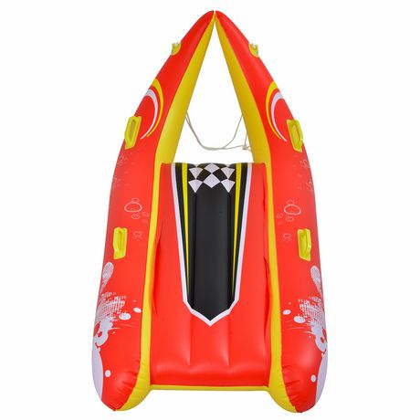 Blue Wave Sports Power Glider 57-in 2-Person Inflatable Snow Sled - image 3 of 5