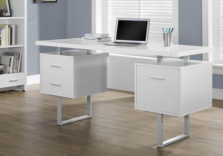 desk canada only i drawer writing desks monarch best white ca online buy en product workstations computer