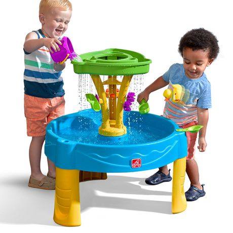 Step2 Sunshine & Showers Water Table - image 1 of 6