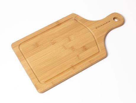 Kitchenaid 174 Wood Paddle Cutting Board Walmart Canada