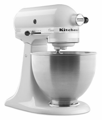 Kitchenaid Classic Series 45 Quart Tilt Head Stand Mixer kitchenaid® classic series 4.5-quart tilt-head stand mixer