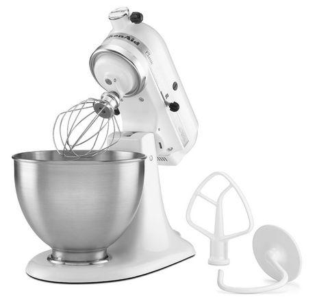KitchenAid Classic Series 4.5-Quart Stand Mixer - image 4 of 4