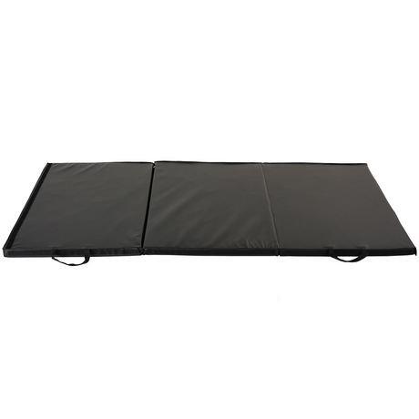 Sunny health fitness tapis de gymnastique pliable walmart canada - Tapis de gymnastique au sol ...