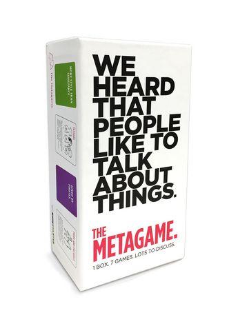 Buffalo Games The Metagame Party Game Walmart Canada