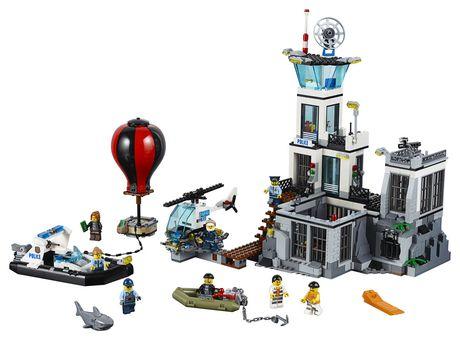 LEGO® City Police - Prison Island (60130) - image 2 of 2