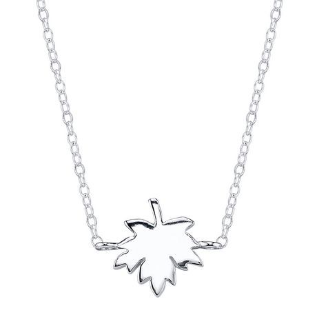 Inspire maple leaf necklace walmart canada aloadofball Gallery