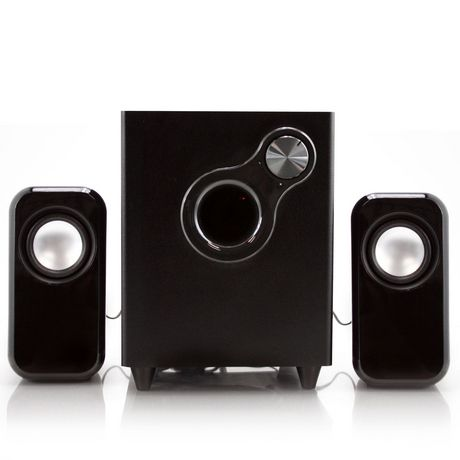 blackweb 8.8 Multimedia Speaker System