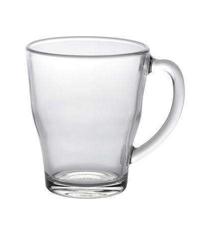 Duralex Cosy Clear Glass Mug 350 ml Set of 6 - image 1 of 2