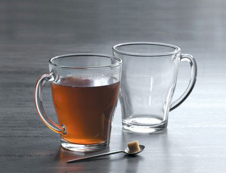 Duralex Cosy Clear Glass Mug 350 ml Set of 6 - image 2 of 2