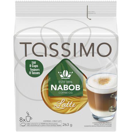 tassimo kaffe latte