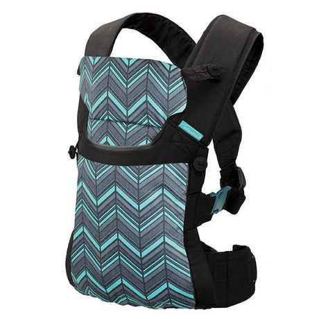 3cb6b683275 Infantino Llc Gather Practical Wrap and Buckle Carrier - image 1 of 1 ...
