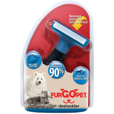 Furgo Small Deshedder Brush/Comb for Small Dogs and Cats - image 1 of 1