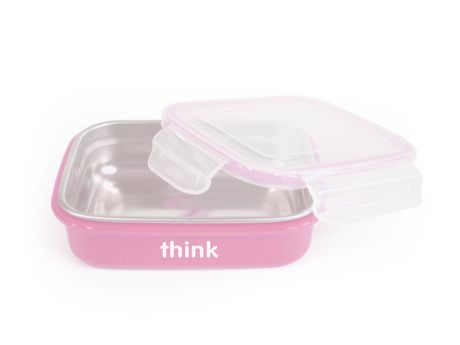 thinkbaby bento box baby feeding container walmart canada. Black Bedroom Furniture Sets. Home Design Ideas