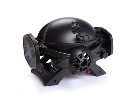 Broilchef Star Wars Tie Fighter Sw-2201 Portable Lp Gas Grill - image 1 of 1