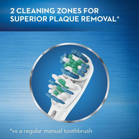 brosse dents lectrique rechargeable oral b vitality. Black Bedroom Furniture Sets. Home Design Ideas