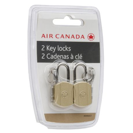 Air Canada - 2 cadenas en laiton - image 2 de 2