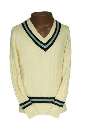 Gray Nicolls Medium Navy/Sky Sweater - image 1 of 1