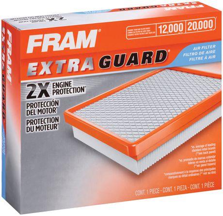 Fram Ca8997 Extra Guard Air Filter Walmart Canada