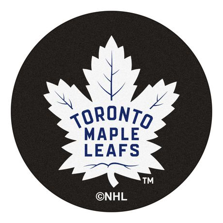 Nhl Toronto Maple Leafs Hockey Puck Rug Walmart Canada
