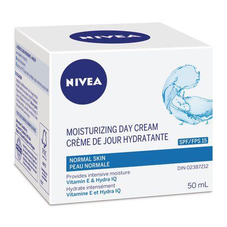 Nivea Moisturizing Day Cream SPF 15 for Normal Skin