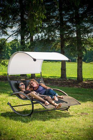 Chaise berçante double Vivere - image 2 de 2
