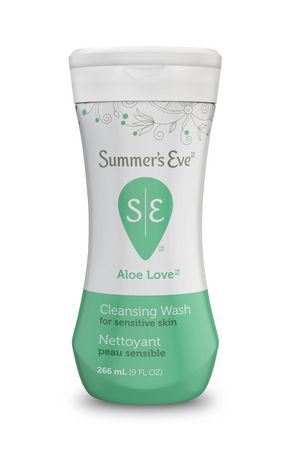 Summer S Eve Aloe Love Cleansing Wash For Sensitive Skin