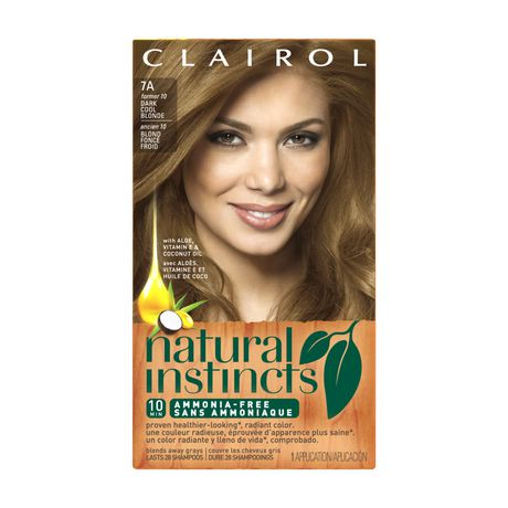 Natural Instincts Permanent Hair Color