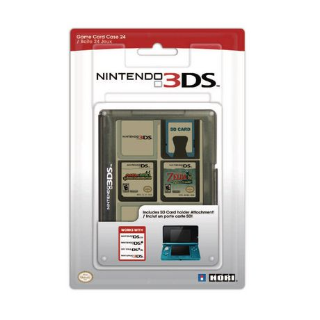 24 3ds Game Card Case Walmart Canada