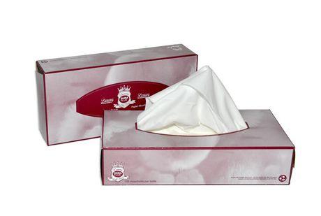 Duraplus Luxury Quality Facial Tissue - image 1 of 1