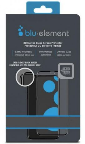 Blu Element 3D Curved Glass for Google Pixel 2 - image 1 of 1