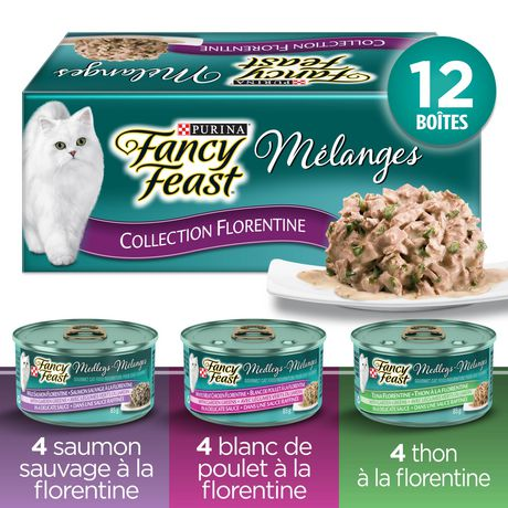 Fancy Feast Elegant Medleys Florentine Collection Wet Cat Food Variety Pack - image 2 of 5