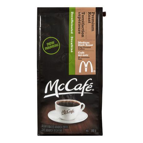 Café mi-noir de Mouture Décaféiné de McCafé - Torréfaction Supérieure - image 1 de 3