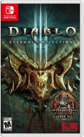 Diablo III Eternal Collection (Nintendo Switch) - image 1 de 5