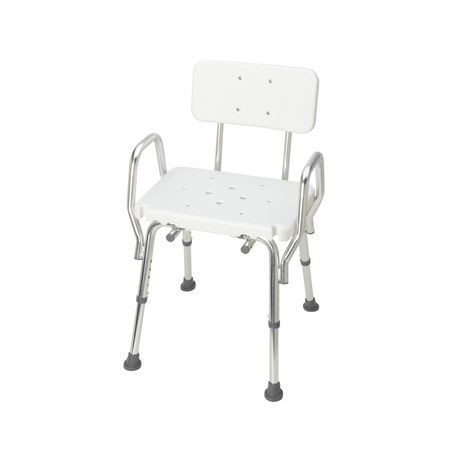and b with shower arms safety series medical back biorelief drive product by bathroom premium chair