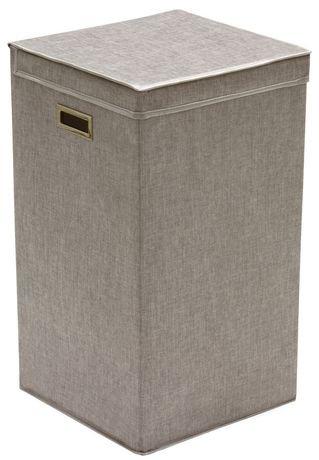 greenway gfl2500gr collapsible single laundry hamper walmart canada. Black Bedroom Furniture Sets. Home Design Ideas