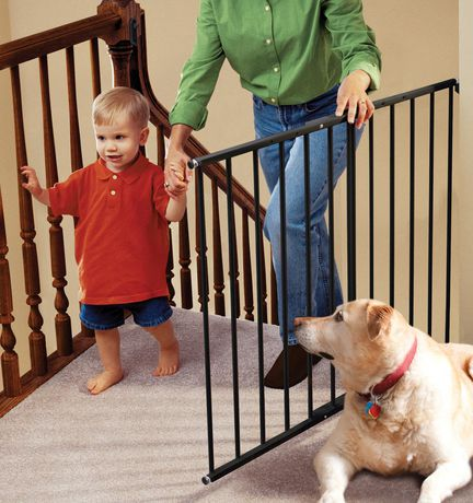 KidCo Safeway Hardware Mount Top of Stairs Safety Gate ...