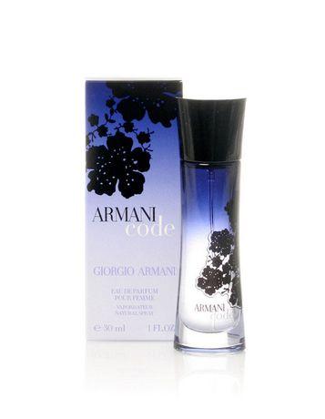 Giorgio Armani Armani Code Eau De Parfum Spray for Women 30 ml ... 7be95296afbd