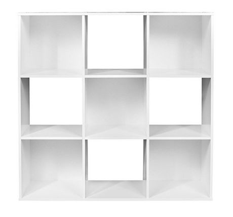 closetmaid stackable 9 cube organizer walmart canada. Black Bedroom Furniture Sets. Home Design Ideas