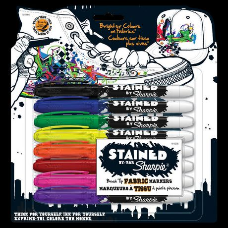 Stained by Sharpie, 8-pk - image 1 of 1