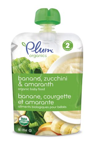 Plum organic baby food reviews
