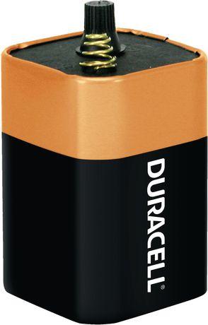 4 Count Duracell Medical 28A Alkaline Battery 6V