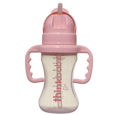Thinkbaby Thinkster Straw Bottle, 9oz - image 1 of 1