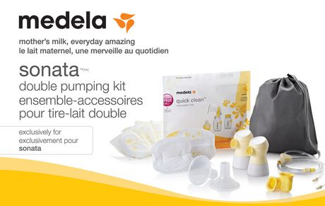 Medela Sonata Double Pumping Kit   Walmart Canada